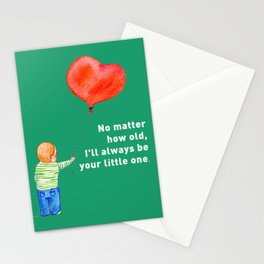 With All my Heart Stationery Cards