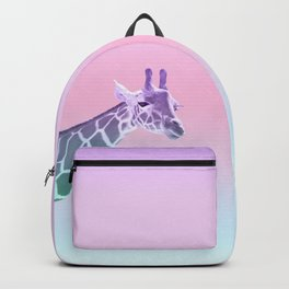 Unicorn Mermaid Giraffe Dream #1 #dreamy #decor #art #society6 Backpack