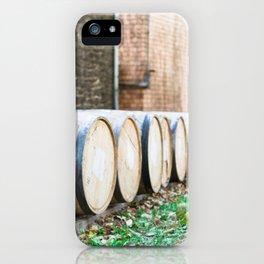 Bourbon Barrel iPhone Case