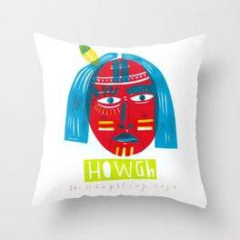 H O W G H  Throw Pillow