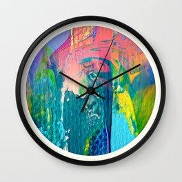 Psychotropic I Wall Clock