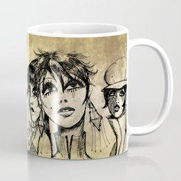 Factory Girl Coffee Mug