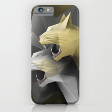 Geometric Cats Slim Case iPhone 6s