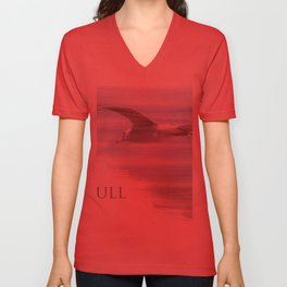 The Seagull Unisex V-Neck