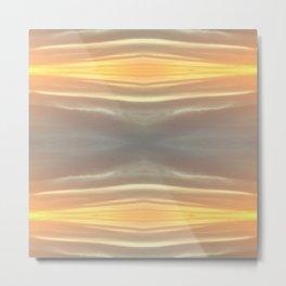 Abstract Sky Print Metal Print