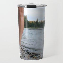 Alaskan Girl Travel Mug
