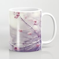 poem Mugs featuring poem of the air by Mary Carroll