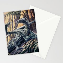 The Leggend of the Silver Dragon Stationery Cards