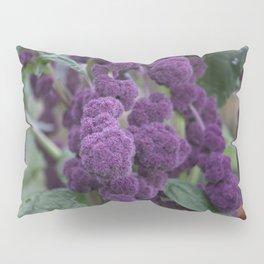 "Purple ""Dreadlocks"" Pillow Sham"