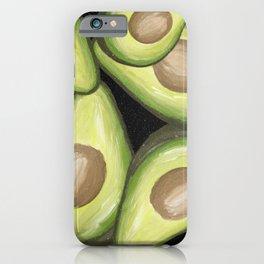 Magical Avocado iPhone Case