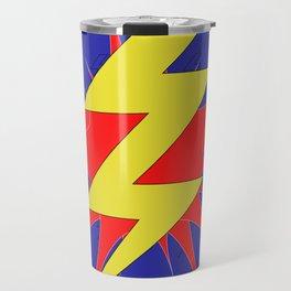 Lightning Bolt Travel Mug