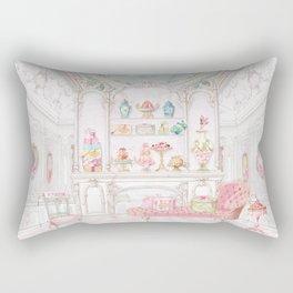 French Patisserie  Rectangular Pillow