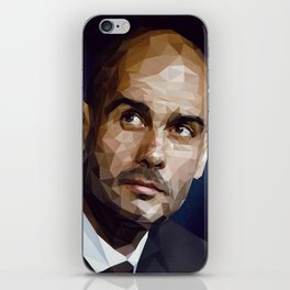 Pep Guardiola iPhone Skin