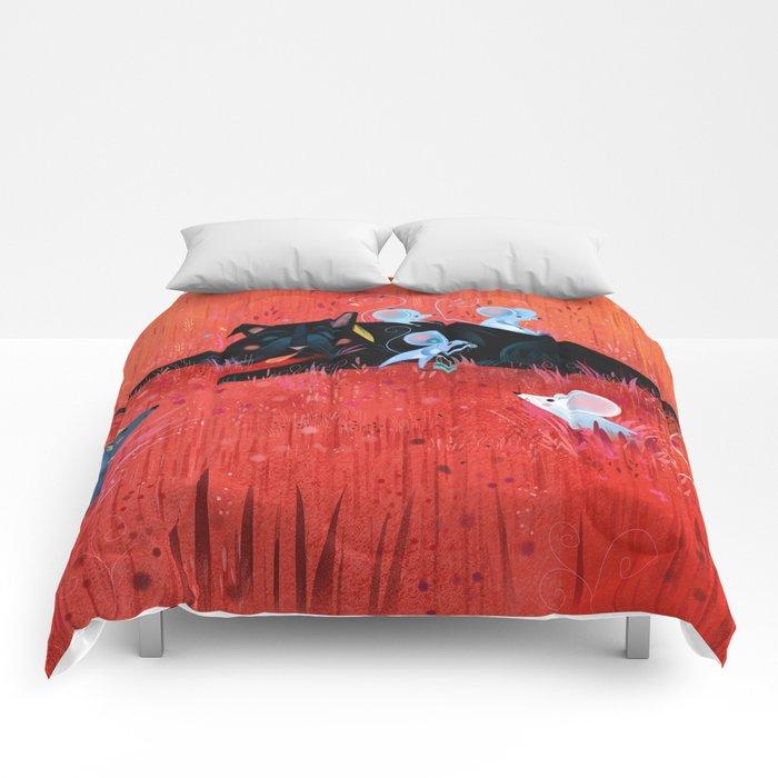 WonderfulWizardOz Comforters