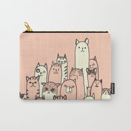 Cat Hoard Carry-All Pouch