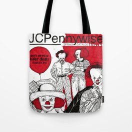 JCPennywise Tote Bag