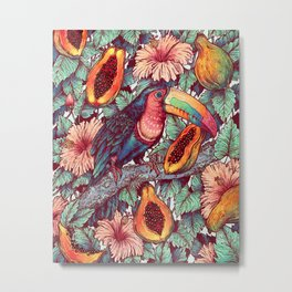 Froot Loops Metal Print