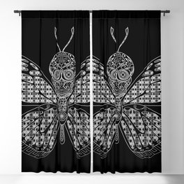 black mothman prophecy ecopop Blackout Curtain