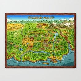 stardew valley Canvas Print