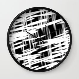 Scratches N.8 Wall Clock