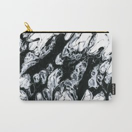 Marble -- Abstract Painting Carry-All Pouch