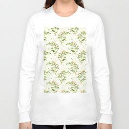 peachy serenade pattern Long Sleeve T-shirt