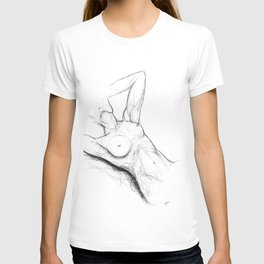 Figure in Repose  T-shirt
