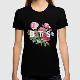 BTS Flowers T-shirt