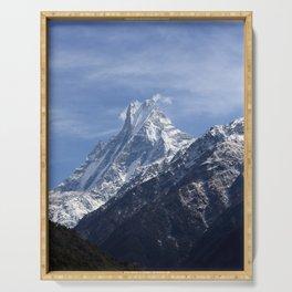 Majestic Peak Serving Tray