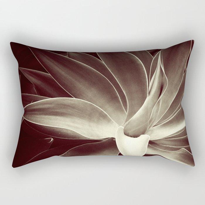 mocha java agave Rectangular Pillow