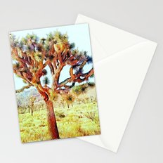 Joshua Tree VG Hills by CREYES Stationery Cards