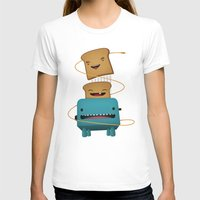 good morning T-shirts featuring Good Morning by mrbiscuit