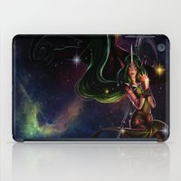 league of legends iPad Cases featuring league of legends Soraka by Niky Boo