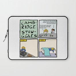 Cambridge Struggles: Summer job Laptop Sleeve