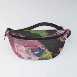 Whirl Abstract Art Fanny Pack