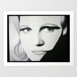 Peggy Lee Art Print