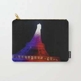 Eiffel tower in Pari Carry-All Pouch