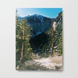Mountain Dreams in Nevada. Metal Print