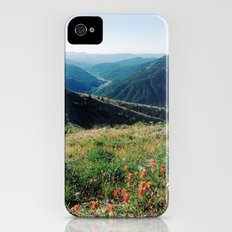 Gifford Pinchot National Forest Slim Case iPhone (4, 4s)