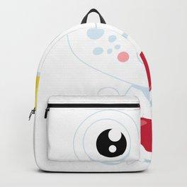 Kids Valentine Frog Prince Backpack