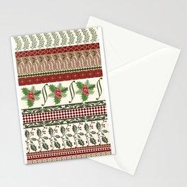 Mistletoe Ugly Sweater Stationery Cards