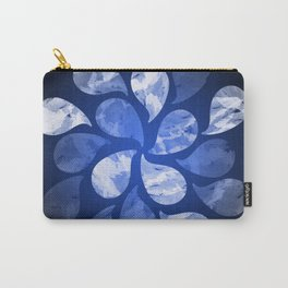 Abstract Water Drops XX Carry-All Pouch