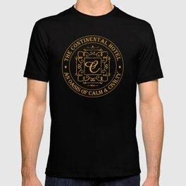 John Wick - The Continental Hotel T-shirt