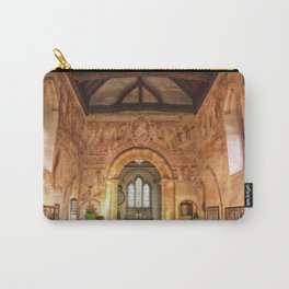 Clayton Church Interior Carry-All Pouch