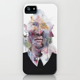 mr. afterthought iPhone Case