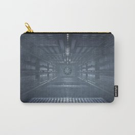 Sci-Fi Access Tunnel Carry-All Pouch
