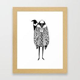 Skunkman Framed Art Print