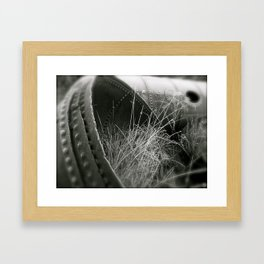 old things, new life Framed Art Print