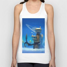 Coming Home Unisex Tank Top