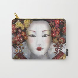 Becoming a Geisha  Carry-All Pouch